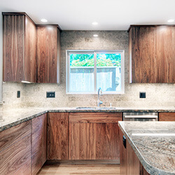 Custom Kitchen Cabinets in Sunnyvale, CA